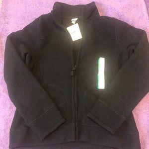 bonded fleece jacket!